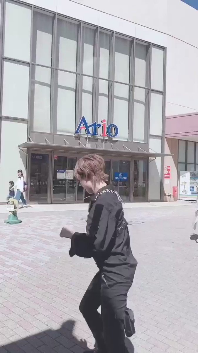 アナザースカイ。  #最後じっとせえ #カッコつけすぎて動きすぎ #アリオ橋本 さん #お世話になってます  #風男塾 https://t.co/NALPfvR9Jk