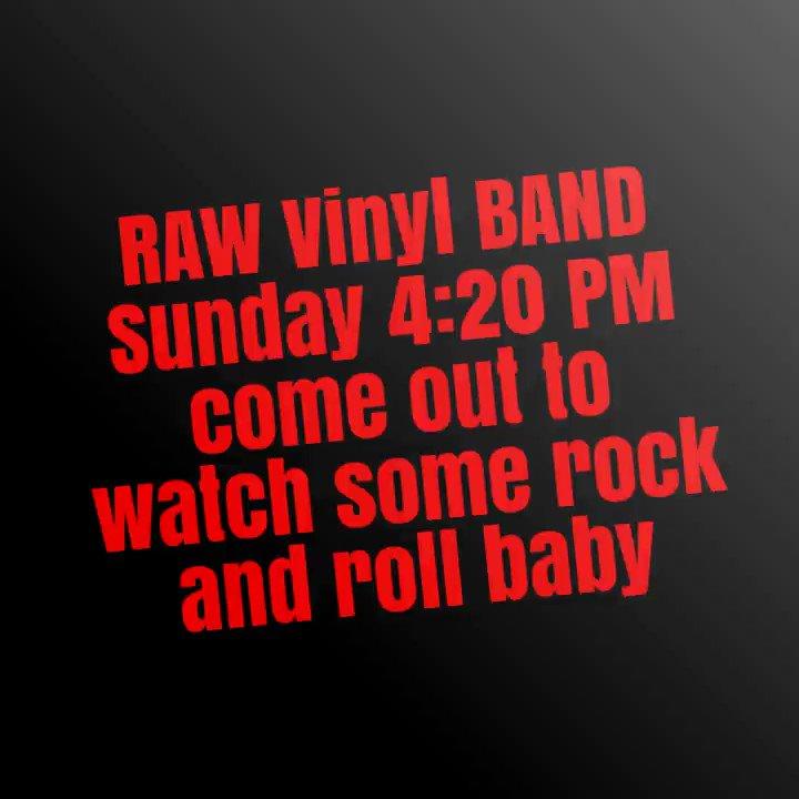 #Hoosier bar #Raw Vinyl