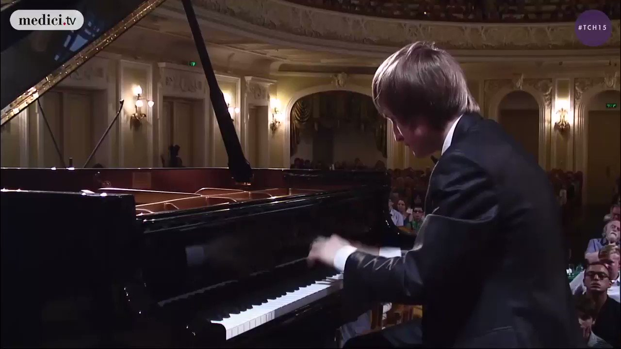 Steinway & Sons @SteinwayAndSons Follow The 16th Tchaikovsky Competition begins in Moscow THIS Monday⁠—watch LIVE at 12pm ET @medicitv Here TCH15 winner Dmitry Masleev plays Prokofiev's Piano Concerto No. 3 in C major, Op. 26 on a @steinwayandsons Model D with @ValeryGergiev. #THC16 tch16.medici.tv/piano