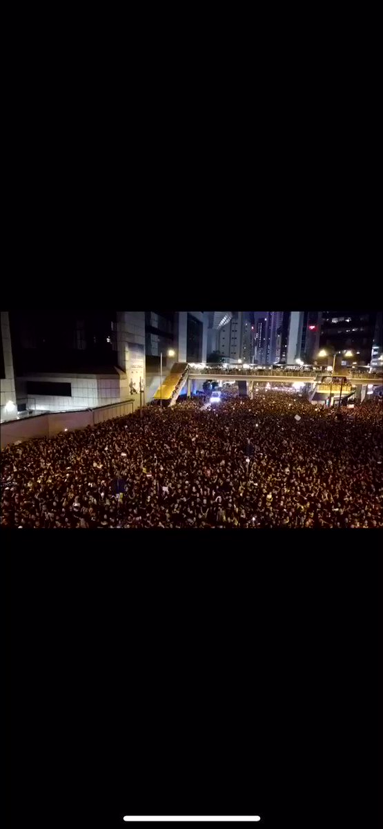 Government said we are riot protesters. How? Smh #HongKongProtest