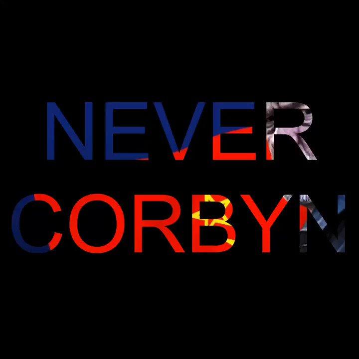 Never Corbyn ...