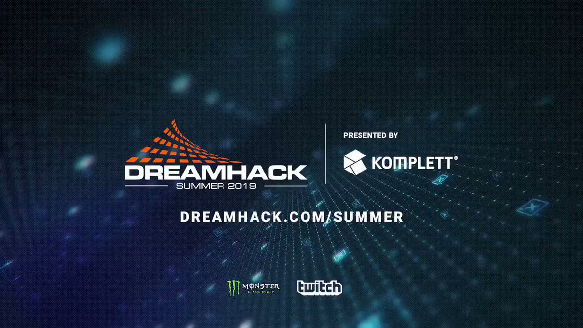 Here's what you missed from day 1 of @dreamhack Summer 2019!   #esports #dreamhack #videogames #games #gamer #gaming #gamergirl #gamerguy #fortnite #csgo #pubg #playinggames #winning #play #playing #videogameaddict #gamers #gamerlife #pcgaming #gamerday #csgoskins #aimstargg