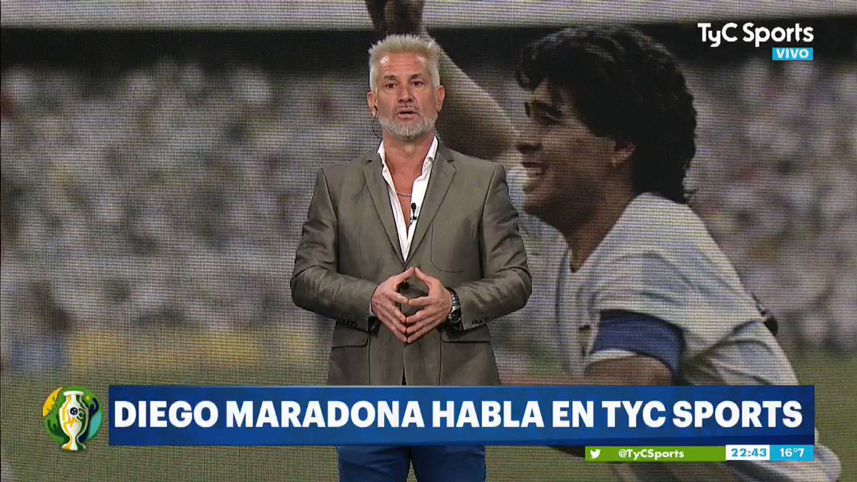@TyCSports's photo on Copa América