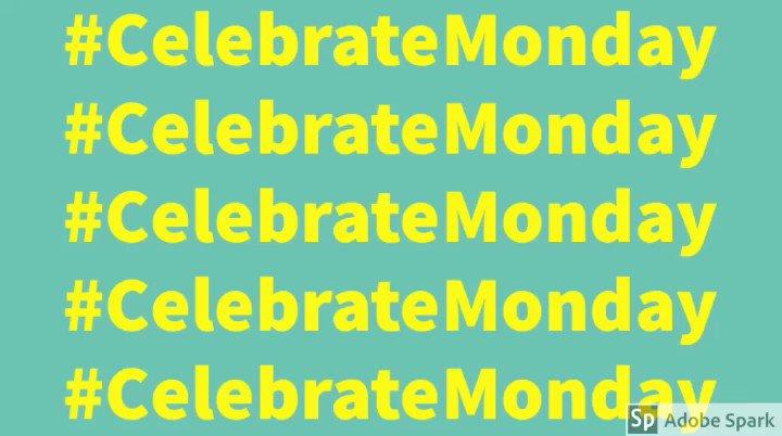 Ready to #CelebrateMonday & #TrendThePositive with #JoyfulLeaders.