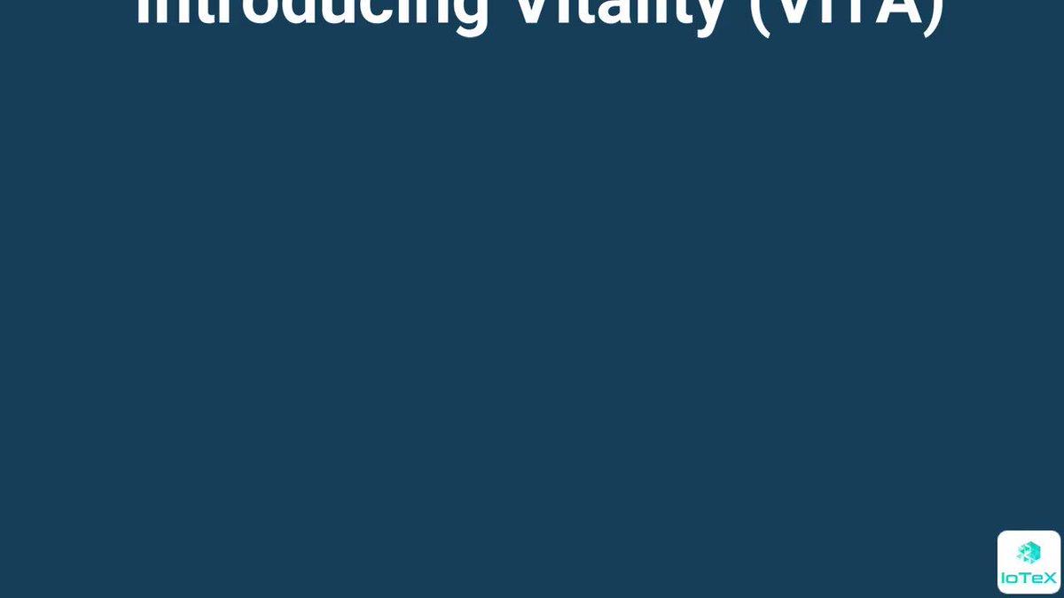 ⚡️ VITA token launch in T-24hrs! 🚀  Get ready with this great VITA video from IoTeX Ambassador @Ulimuli3 and our comprehensive VITA blogs. #takeyourVITA #community 🌎  ➡️ Intro to VITA: https://medium.com/iotex/introducing-vitality-vita-the-first-iotex-network-token-bf7fee85e3d9… ➡️ VITA FAQ's: https://medium.com/@iotex/vitality-vita-token-launch-faqs-9304d6ed8193…