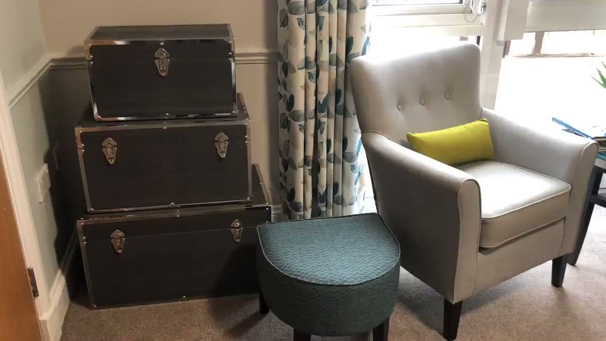 Did u know we're having a full #refurb? Well, here's a #sneaky #peek #behind the #scenes Making #changes 4a #better #future #colourful #fancy #decor #elegant #first #class Only the #best 4our #residents @AnchorHanover #Thankyou 2the #visionary #eye 4 #detail