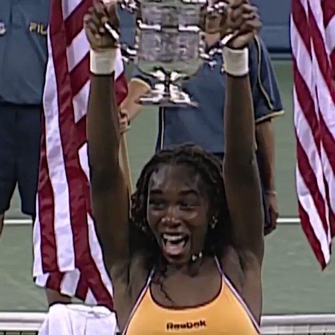 Seven Grand Slam singles titles.  Happy birthday Venus Williams!  |