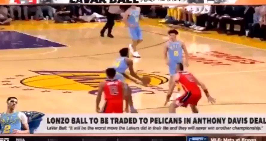 "Lavar Ball yelling ""Bang. Bang"" as Lonzo misses a 3 the peak of sports television"