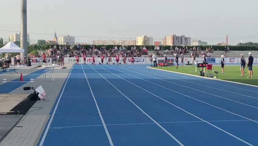 Watch @SpecialOlympics runners race with passion and pride at recent P-T-S Legendary Athletics Meeting in Samorin, Slovakia. This was the first time in the history of this iconic European athletics meeting that Special Olympics athletes competed. #ChoosetoInclude