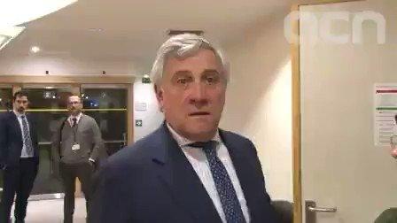 Què li passa a @Antonio_Tajani?  @boye_g @Bernat_Deltell @JaumeAlonsoCuev @XSalaimartin