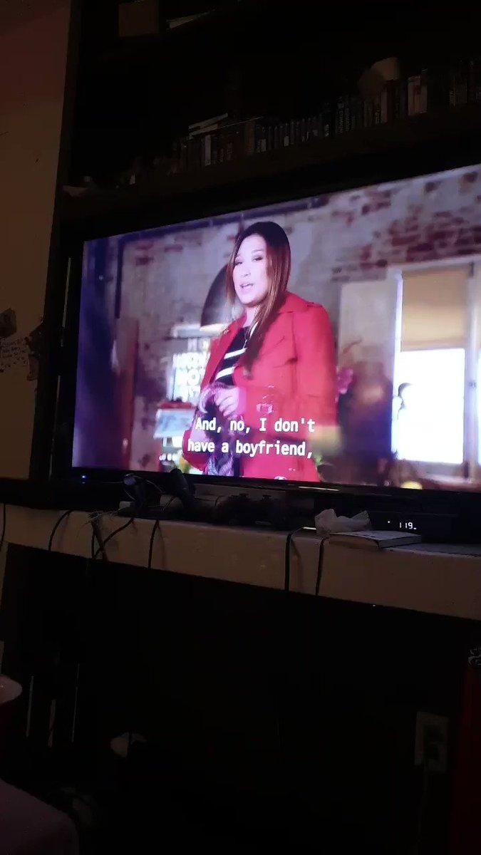 Ok but why am I Tina though? #gleerewatch #Glee10thAnniversary #gaydar