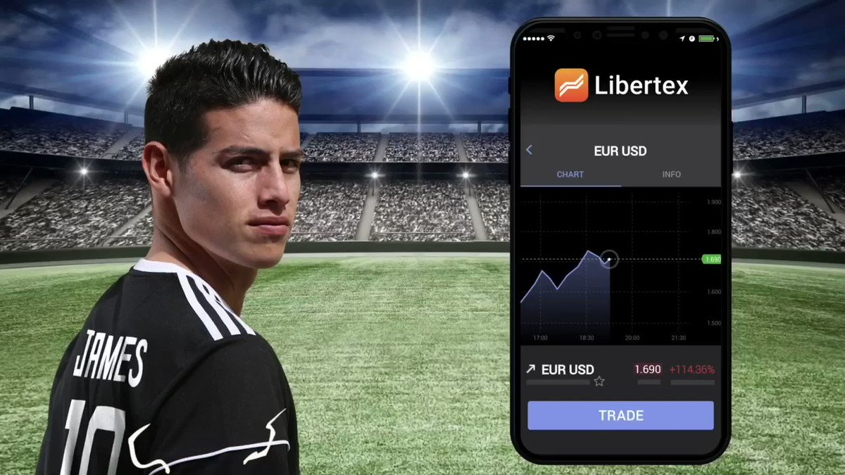 10/10 para anotar tanto dentro como fuera del campo! Instala @Libertex_europe - Su scout financiero 😎 iOS 👉 http://cort.as/-JrNW Android 👉 http://shorturl.at/dsFS7
