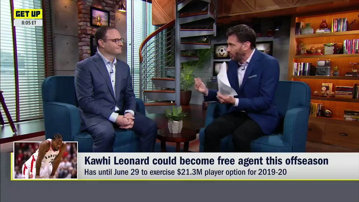 Kawhi Leonards focus [is] on Los Angeles, but its the Clippers not the Lakers. —@wojespn