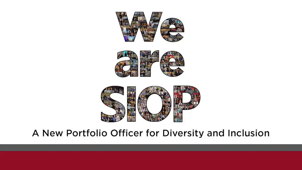 Your vote for SIOP's proposed #Diversity & #Inclusion Portfolio Officer demonstrates your commitment to the society and its diverse members. Join @ENRuggs in voting yes for the bylaws amendment. #IOPsych http://ow.ly/ARPG50uwc4c