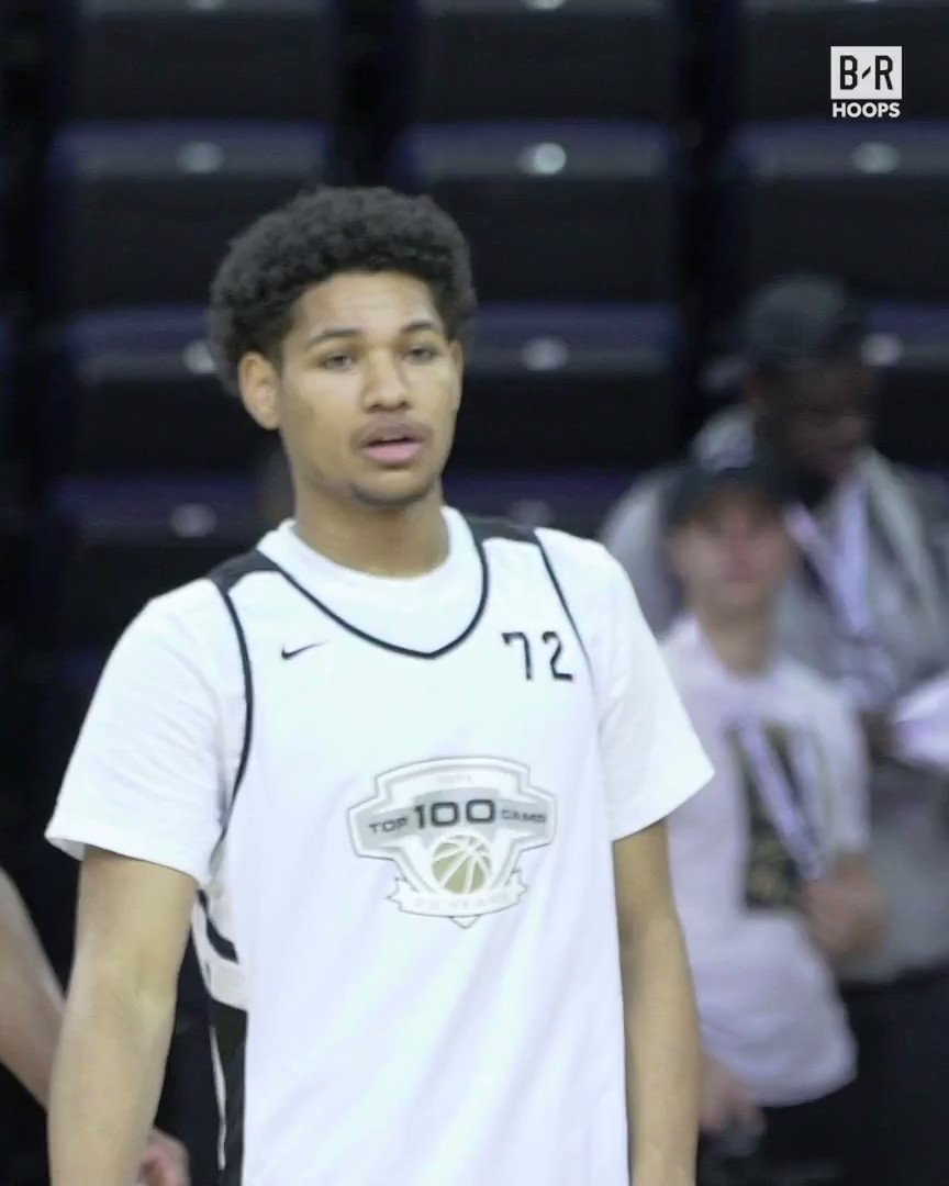 Daishen Nix showed why he's one of the top point guards in the nation during the NBPA TOP 100 Camp 👀  @djfromveg