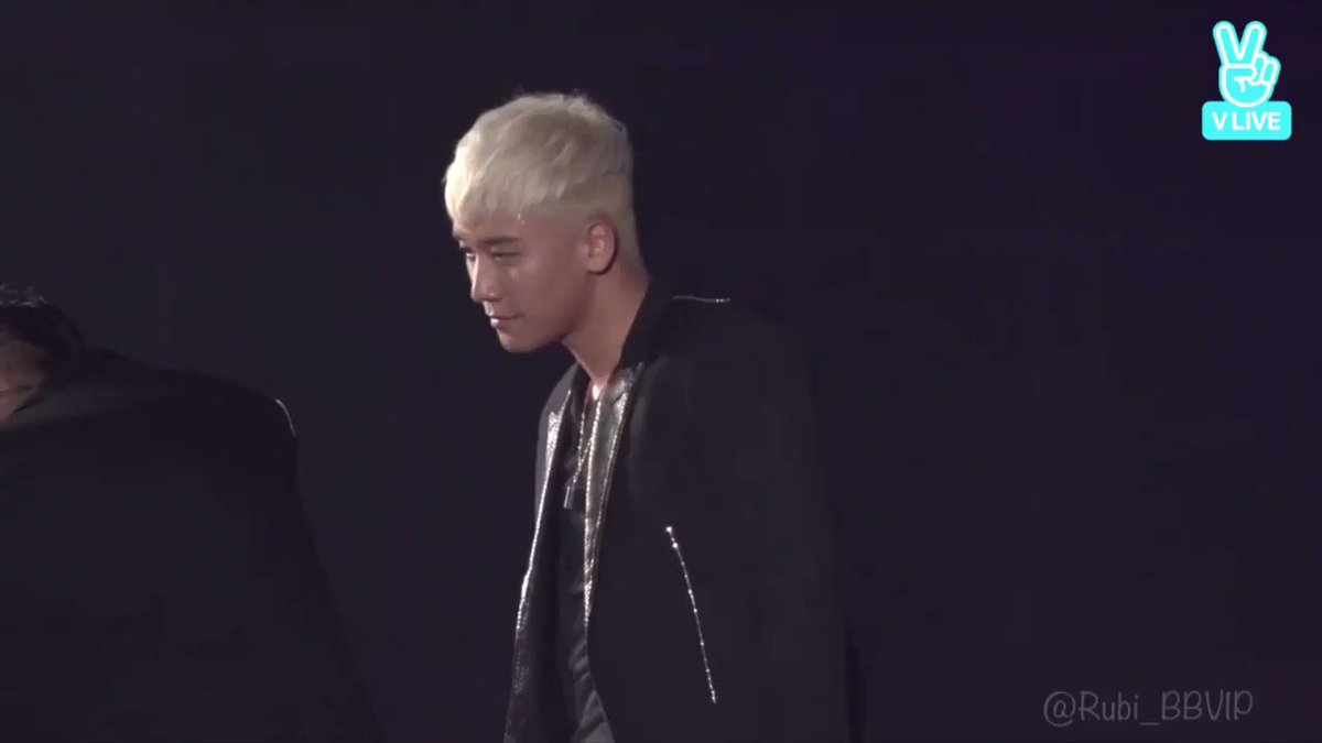 Seungri playing to the cameras while singing STUPID LIAR is total happiness 💓