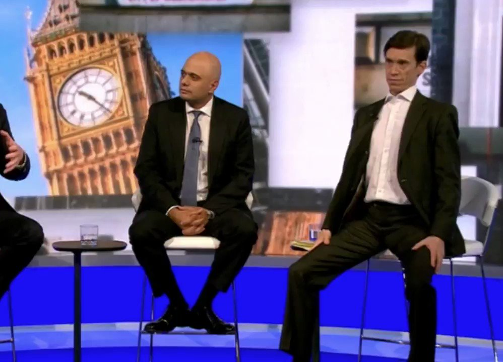 Not sure what's going on here. #BBCOurNextPM
