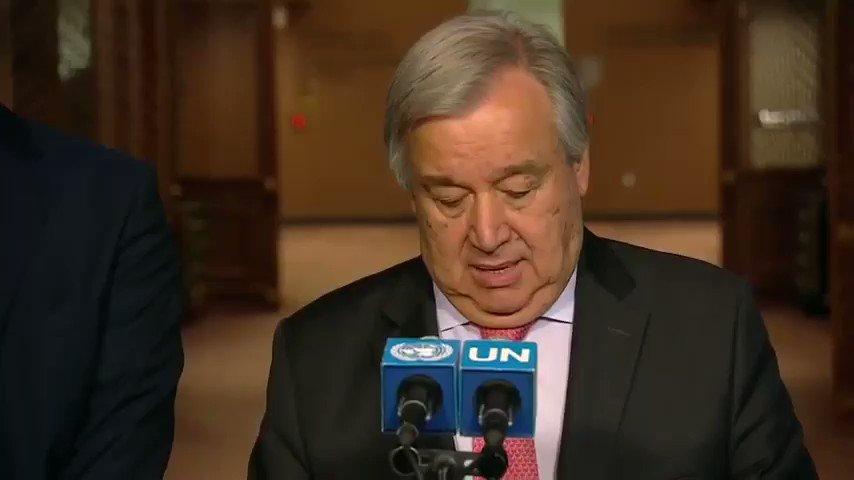 UN warns 'humanitarian disaster' unfolding in Syria's embattled Idlib