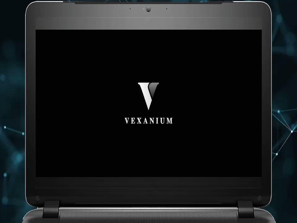 Image for the Tweet beginning: Vexanium DApp( Decentralized application) tutorial