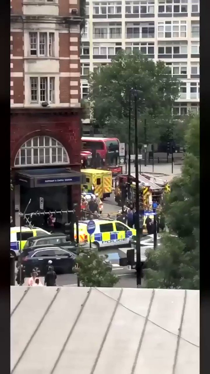 Nipple-height Sadiq's Londonistan.   5 dead in 6 days by gunshot or blade. 3 more stabbed overnight.   Acid (suspected) thrown in a mans face on the morning commute to facilitate a robbery.