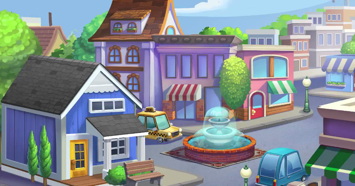 Diner DASH Adventures is now available worldwide on the App Store and Google Play! Join Flo as she returns home to help the townspeople and save DinerTown!  https://smarturl.it/dinerdashadventures  …