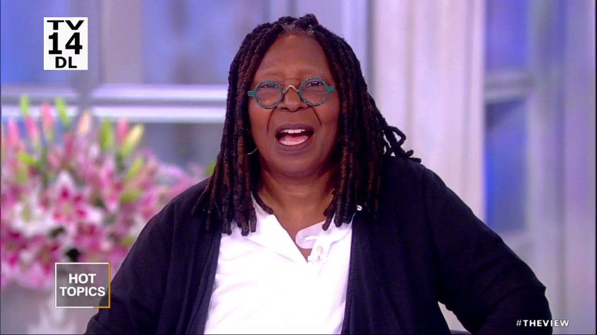 """I want to tip a dread to the incredible Lizzo."" Whoopi Goldberg and the co-hosts shout out Lizzo for her amazing tribute to the #SisterAct movie sequel at the MTV Awards! 🙌 abcn.ws/2WWqaFy"