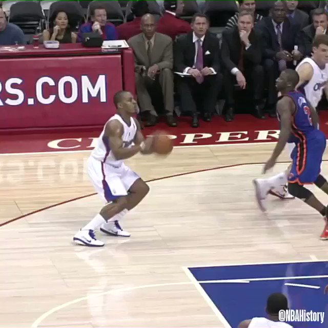 And this is why the Clippers selected Blake Griffin with the 1st pick in the 2009 #NBADraft!! https://t.co/V0KqGoAZPQ
