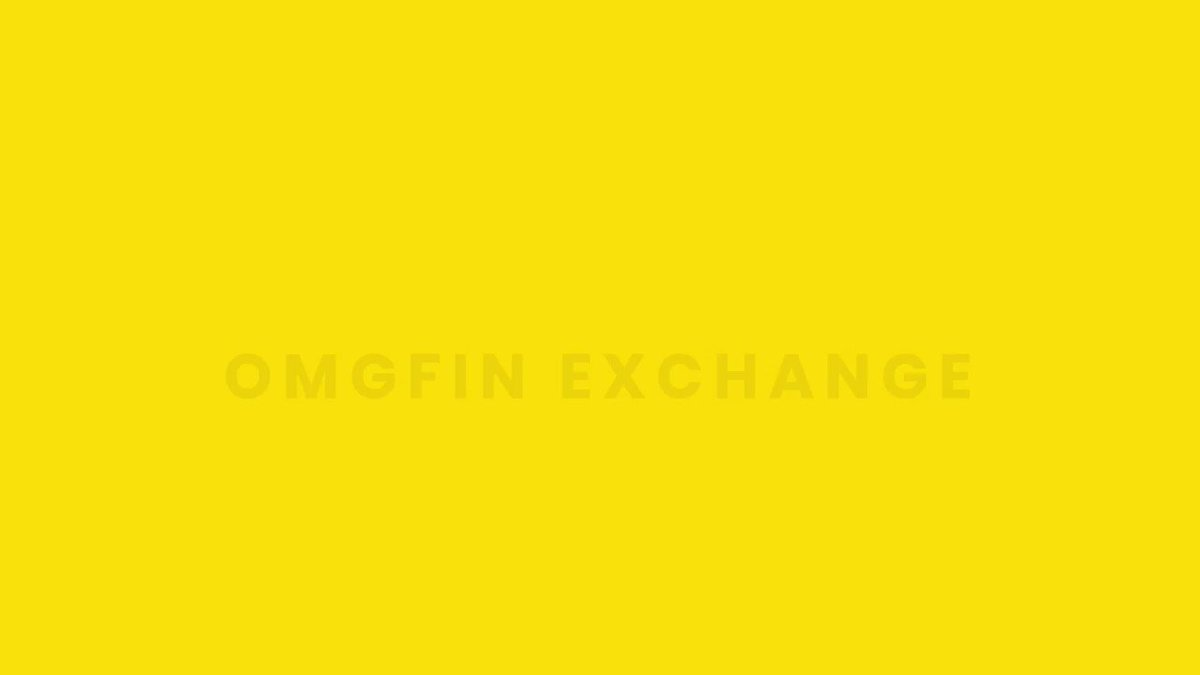 Image for the Tweet beginning: OMGFIN Exchange Features  Learn more