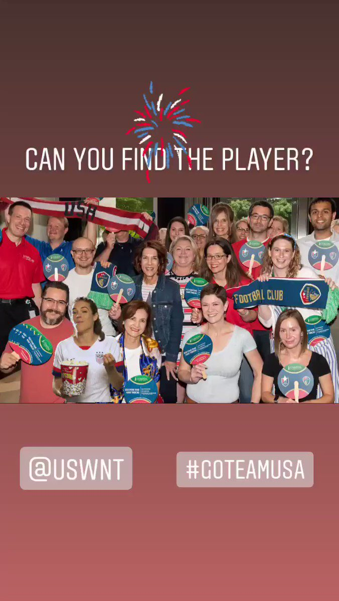 Because we're SO EXCITED about @USWNT & our @TheNCCourage players playing today, we had a little fun creating this spirited GIF this morning too! 😎 Go #TeamUSA #WorldCup19 #coastalinthecommunity ⚽️🏆💚🏪
