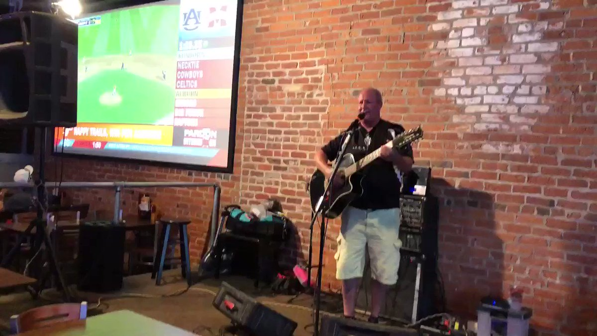 College Baseball Fever is back again today! Join the party atmosphere & get to DJ's Dugout 10th & Capitol to enjoy the sweet tunes of Paul Phillips playing your favorite Country, Pop, & Rock n Roll songs before & after tonight's game!  -Mississippi St vs Louisville at 7pm