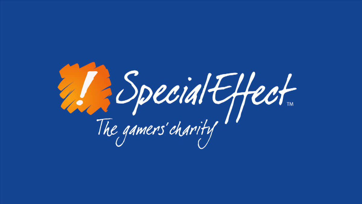 SpecialEffect in 60 sparkly seconds! RTs appreciated 🕹️😀❤️ #gamerscharity