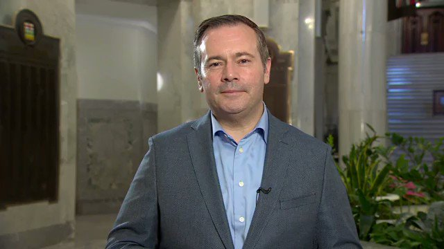 "Alberta Premier Jason Kenney says his government will soon introduce legislation to give Albertans a say on who represents them in the Senate because the province wants ""accountability from our senators."""