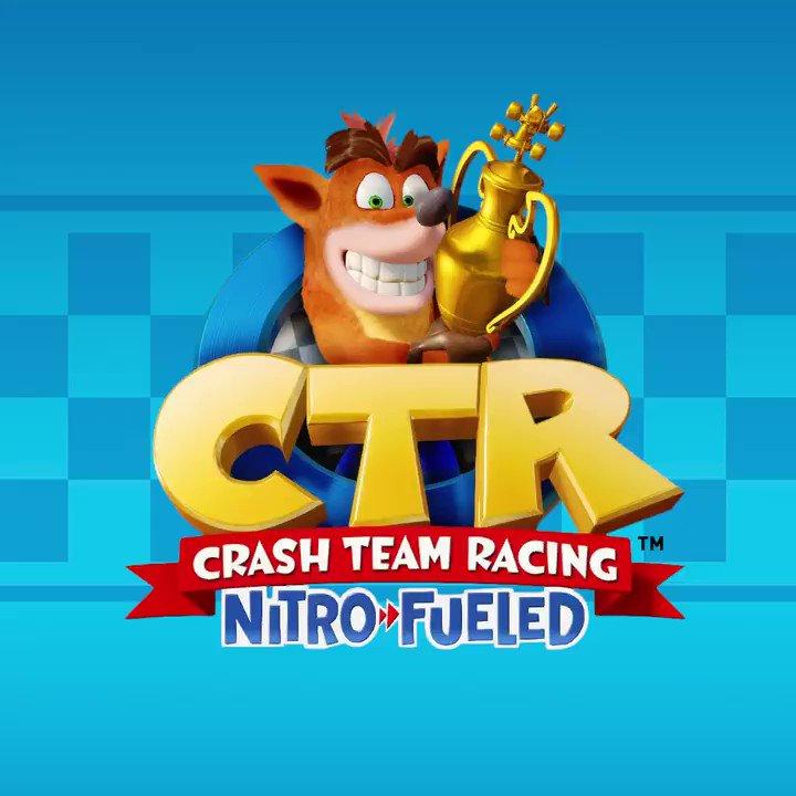 Crash Bandicoot on Twitter: