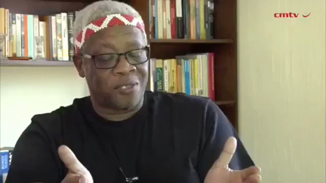 Thokosa Gogo 👏🏾👏🏾  Unpopular views. I find him to be clear minded and his analysis on point.  Him and Prof Somadoda Fikeni👌🏽👌🏽