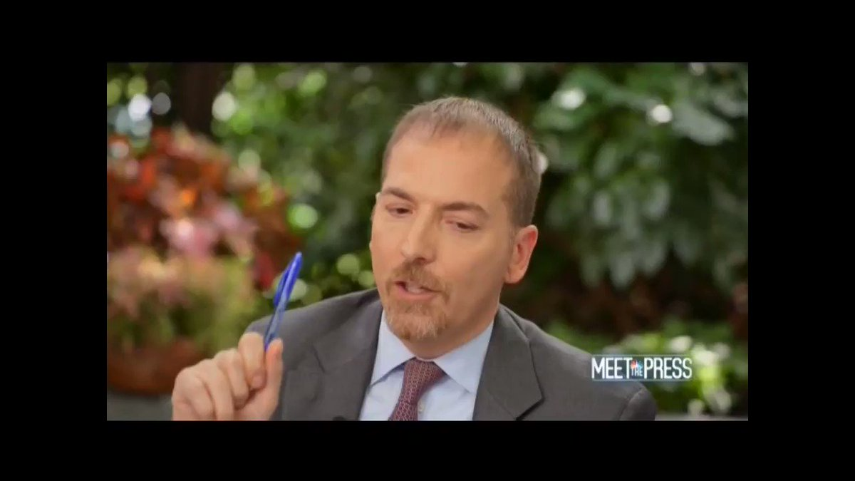 Chuck Todd's Trump interview, and the backlash to it, explained
