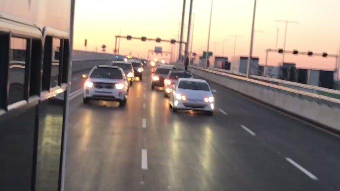 蒙特利尔的44亿美元Samuel de Champlain大桥亮相
