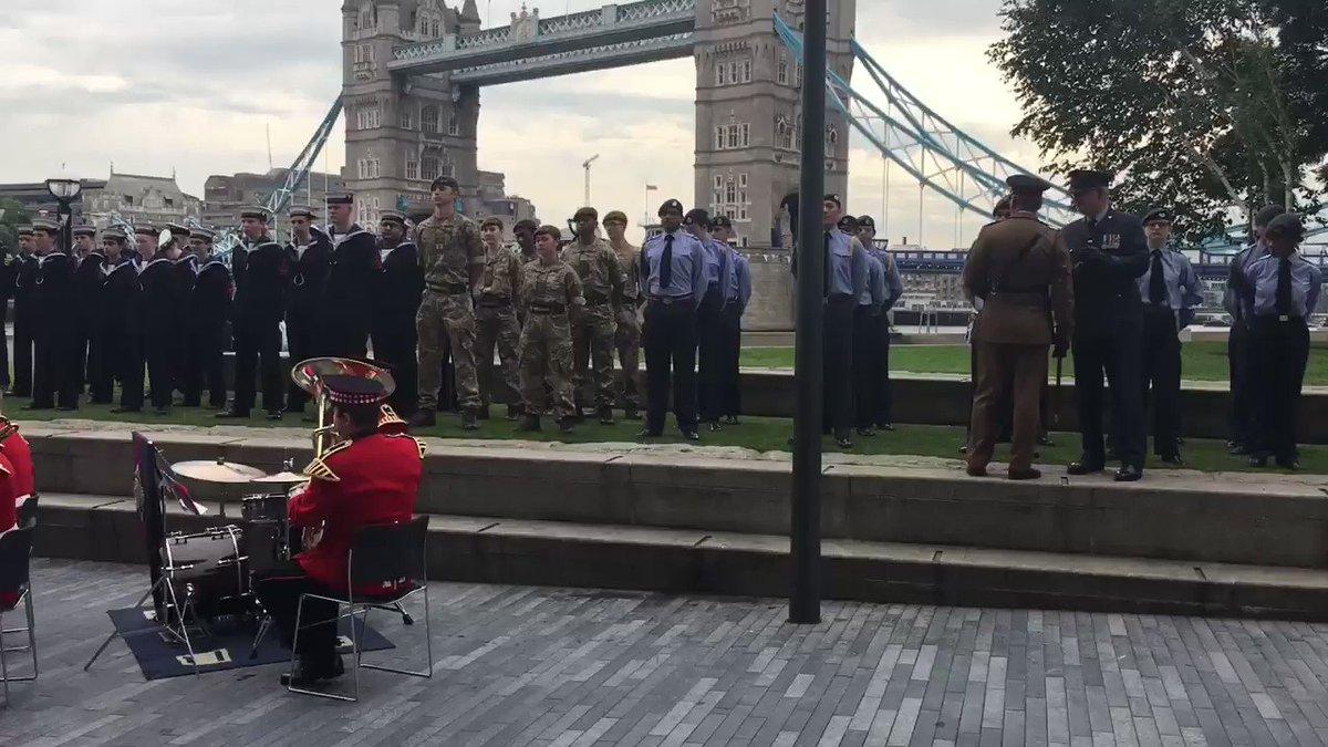 @ArmyInLondon's photo on #ArmedForcesDay