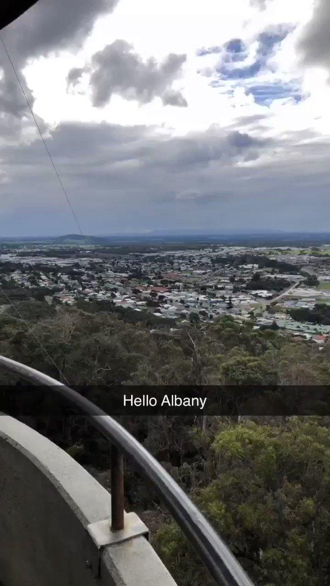 Hello #Albany #Australia