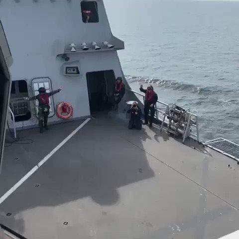 Koningin Máxima maakt filmpje vanuit helikopter