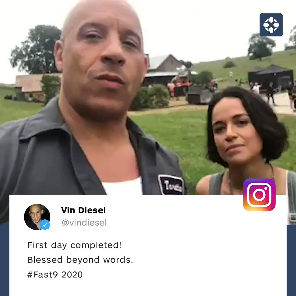 Are you ready for Fast & Furious 9?
