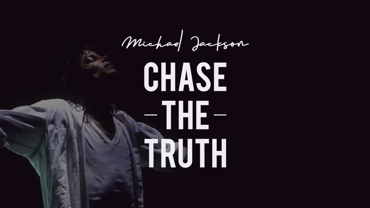 MICHAEL JACKSON: CHASE THE TRUTH - Feature length documentary AVAILABLE 13 AUGUST 2019 (On iTunes, Amazon Prime, Google Play, Xbox Store and more) #10YearsWithoutMichaelJackson #KingOfPop #ChaseTheTruth