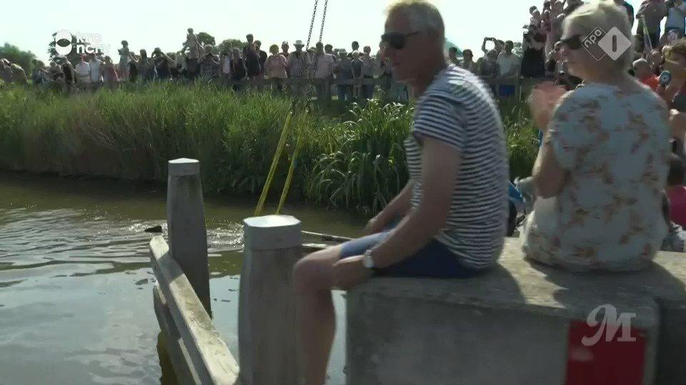 Maarten van der Weijden over zijn tocht en opgeblazen gezicht