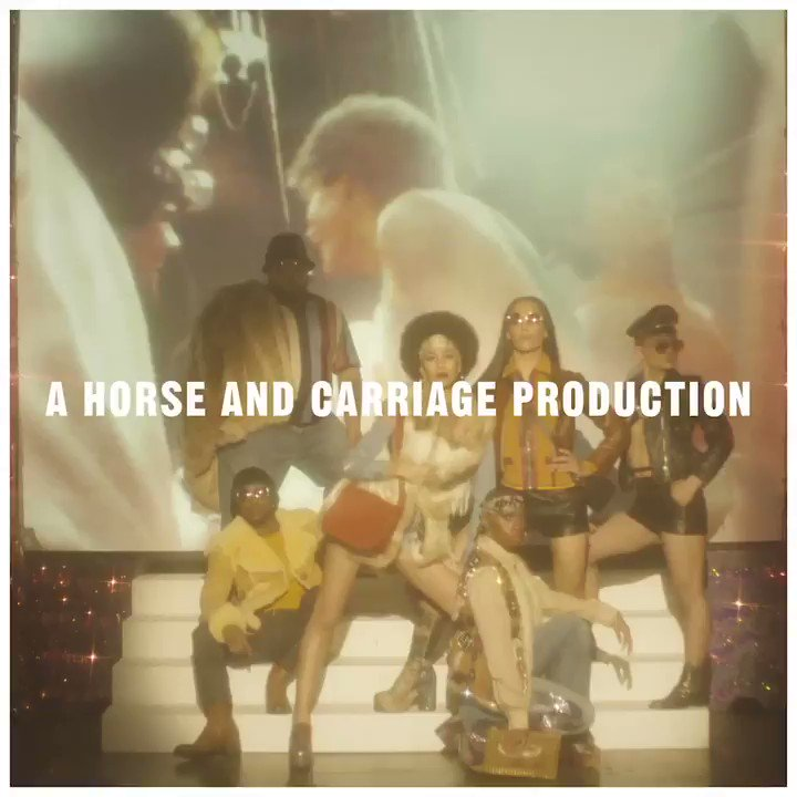 """In its short film, """"Fifty Years Proud"""", @Coach takes us through the decades beginning with the glamorous 70s when disco was a catalyst for the rising influence of gay culture. Watch the entire video featuring our youth in full at http://www.hmi.org/2019-pride-campaigns-celebrating-hmi-youth…. #hmiproud #youthmatter"""