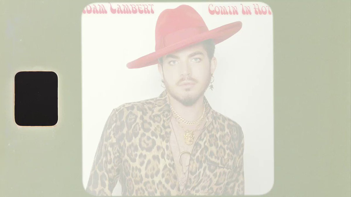 @adamlambert's photo on #CominInHot