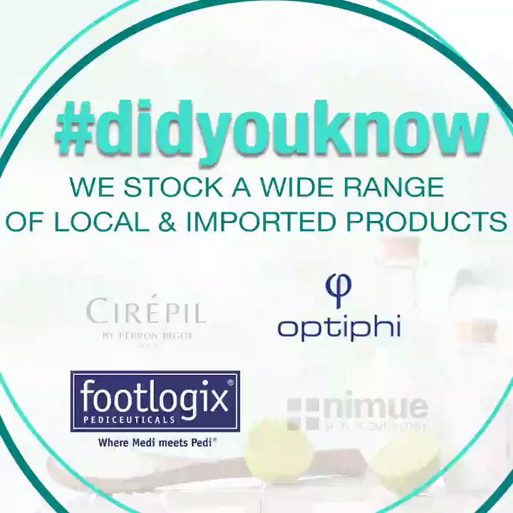 #DidYouKnow that at Soulstice Windhoek we have partnered with some of the best brands in the skincare business?