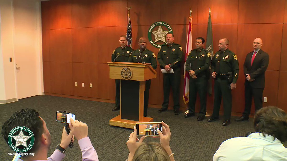 2 More Broward Deputies Fired In Wake Of Marjory Stoneman Douglas Shooting