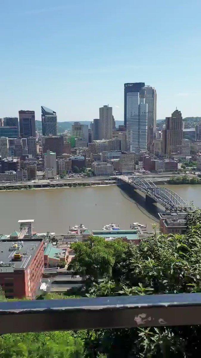 #Pittsburgh – eine geniale Stadt