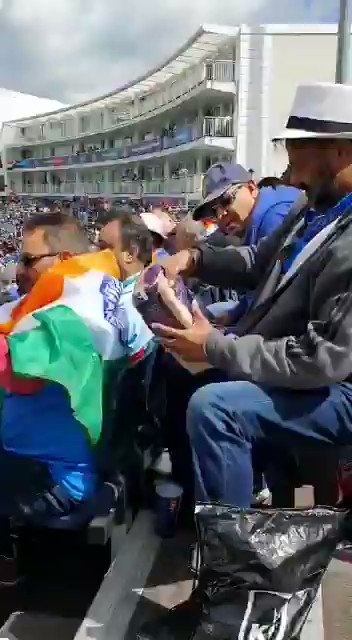 Only Indian mind can do this trick to bring liquor inside the stadium.👇#CricketWorldCup
