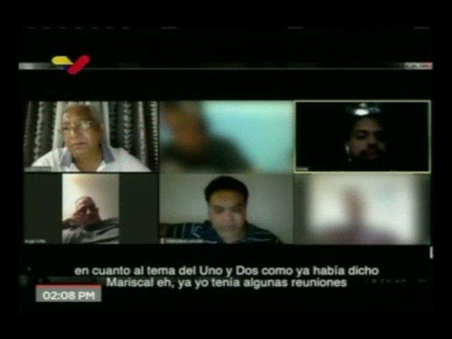 #EnVideo 📹   | Hijo de Baduel, buscado por la justicia venezolana, planeaba traer efectivos israelíes para asesinar al presidente de la República, @NicolasMaduro, a la primera combatiente @ConCiliaFlores y al presidente de la ANC, @dcabellor