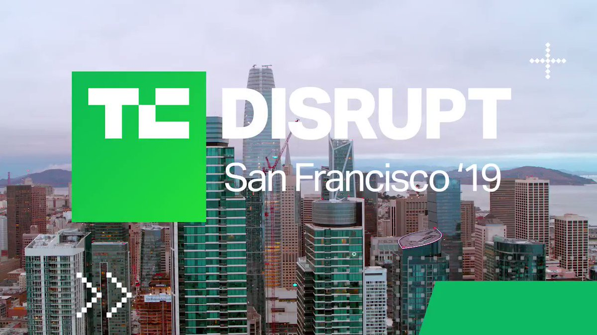 Startup Alley is the best way to get media and investor attention for your company at Disrupt SF. Register now https://tcrn.ch/2NdSXpn #TCDisrupt